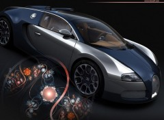 Fonds d'�cran Voitures Bugatti veron wallpaper by bewall.com