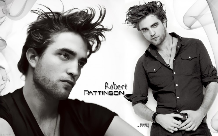 Fonds d'�cran C�l�brit�s Homme Robert Pattinson Robert Pattinson