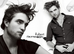 Fonds d'�cran C�l�brit�s Homme Robert Pattinson
