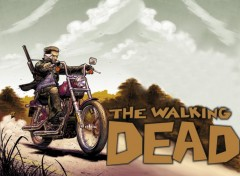 Fonds d'�cran Comics et BDs Walking dead 1
