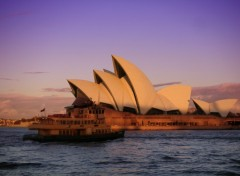 Wallpapers Trips : Oceania Sydney Opera House