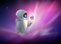 Fonds d'cran Informatique Apple et eve