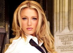 Wallpapers TV Soaps Serena van der Woodsen