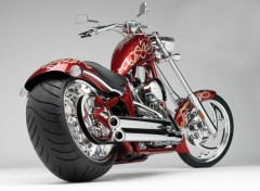 Fonds d'�cran Motos american choppers
