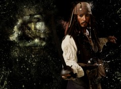 Fonds d'�cran Cin�ma Jack Sparrow