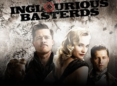 Fonds d'�cran Cin�ma Inglourious Basterds 2009