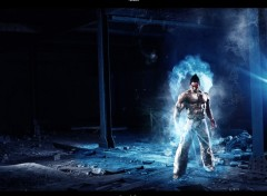 Fonds d'�cran Jeux Vid�o Kazuya's Revenge