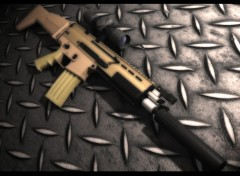 Wallpapers Sports - Leisures SCAR-L
