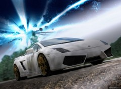 Fonds d'�cran Voitures Lamborghini Gallardo LP 560-4 IMSA by bewall.com