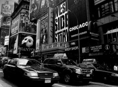 Fonds d'�cran Voyages : Am�rique du nord Time Square