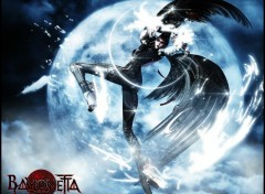 Fonds d'cran Jeux Vido Bayonetta