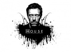 Fonds d'�cran S�ries TV DR.HOUSE