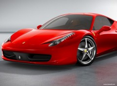 Fonds d'�cran Voitures Ferrari 458 wallpaper by bewall.com