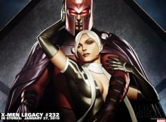 Wallpapers Comics magneto