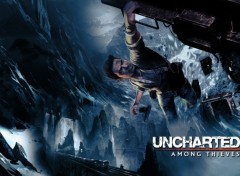Fonds d'�cran Jeux Vid�o Uncharted 2 : Among Thieves