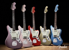 Wallpapers Music Guitare Fender Jaguar