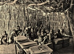 Wallpapers Trips : Africa  School (Sahel-Burkina Faso-01-09)-31