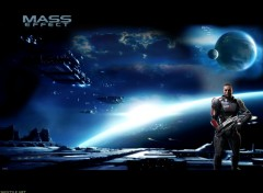 Fonds d'�cran Jeux Vid�o Mass Effect