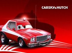 Wallpapers Cartoons Carsky & Hutch