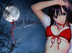 Wallpapers Manga Full moon