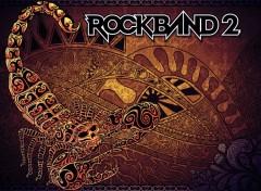 Fonds d'�cran Jeux Vid�o RockBand 2