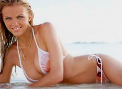 Fonds d'�cran C�l�brit�s Femme Brooklyn Decker