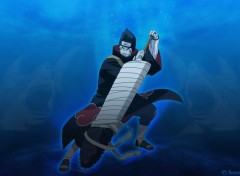 Fonds d'�cran Manga Kisame The Master of The Sharks