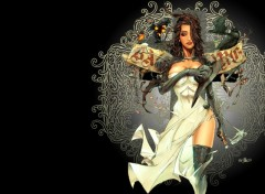 Wallpapers Comics Madame Mirage