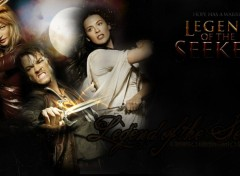Fonds d'�cran S�ries TV The Legend of the Seeker - wallpapers 1920*1080