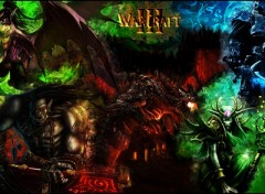 Fonds d'�cran Jeux Vid�o The World Of Warcraft