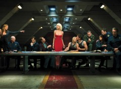 Fonds d'cran Sries TV Battlestar Galactica
