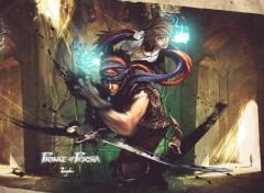 Fonds d'�cran Jeux Vid�o Prince Of Persia