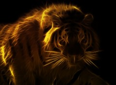 Fonds d'�cran Animaux tigre new generation