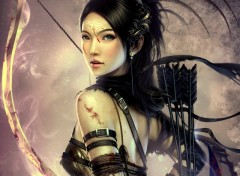 Fonds d'�cran Fantasy et Science Fiction R�demption Kyudo