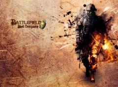 Fonds d'�cran Jeux Vid�o Battlefield Bad Company 2