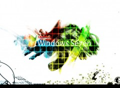 Fonds d'cran Informatique windows7a