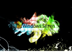 Fonds d'cran Informatique windows7b