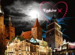 Fonds d'�cran Voyages : Europe Krakow