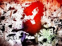 Wallpapers Celebrities Women Miranda Kerr Grunge