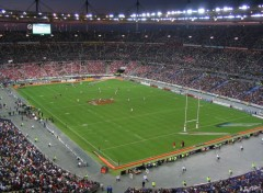 Fonds d'�cran Sports - Loisirs rugby Stade de France