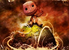 Fonds d'�cran Jeux Vid�o little big planet