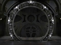 Wallpapers TV Soaps Stargate universe porte