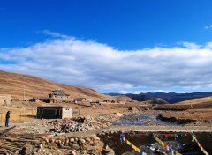 Fonds d'cran Voyages : Asie Chine , Sichuan , Kam, rgion du Tibet oriental