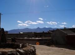 Fonds d'�cran Voyages : Asie Chine , Sichuan , Kam, r�gion du Tibet oriental , Tagong