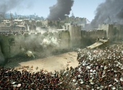 Fonds d'�cran Cin�ma The Siege of Jerusalem