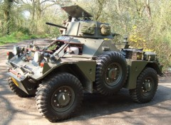 Fonds d'�cran Transports divers Ferret Scout Car
