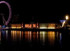 Fonds d'cran Voyages : Europe London by night...