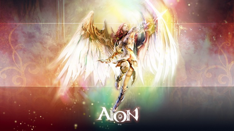 Fonds d'�cran Jeux Vid�o Aion : the Tower of Eternity Aion