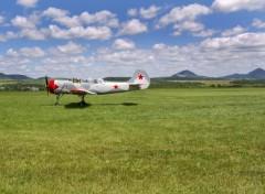 Fonds d'�cran Avions v�t�ran de deux guerres 2.