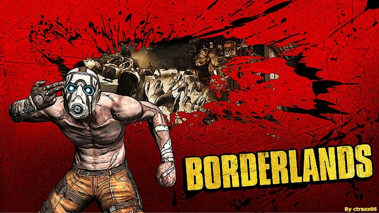Wallpapers Video Games Borderlands Borderlands Wallpaper 1920x1080 By